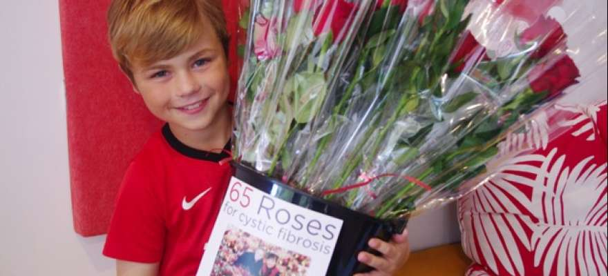 A Blooming Great Cause