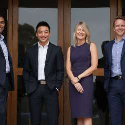 Young guns of Perth real estate