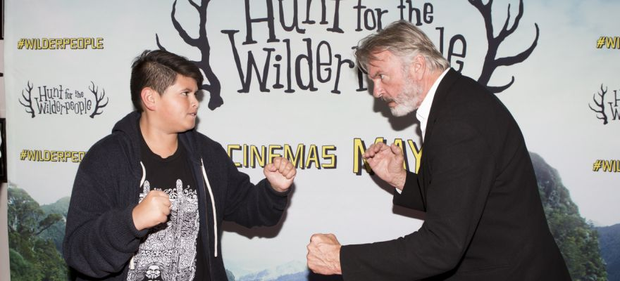 Sydney premiere of Hunt for the Wilderpeople